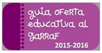 Oferta Educativa al Garraf