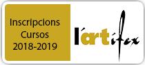 Inscripcions Artífex 2018