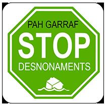 PAH Garraf - Stop Desnonaments