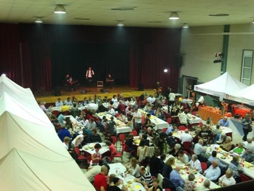 Èxit de participació en la Dixieland-Tast 2014