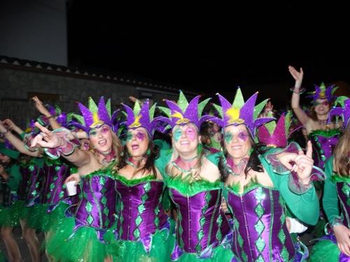 Èxit de participació al cap de setmana carnavalenc de Canyelles