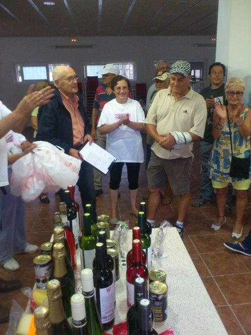 S'inicia la Festa Major de Can Roca amb la Melé de Petanca
