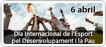 Dia Mundia de l'esport per al Desenvolupament i la Pau