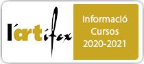 Informació cursos Artifex 2020-2021